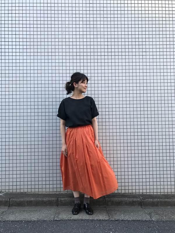 スカート合わせ1
