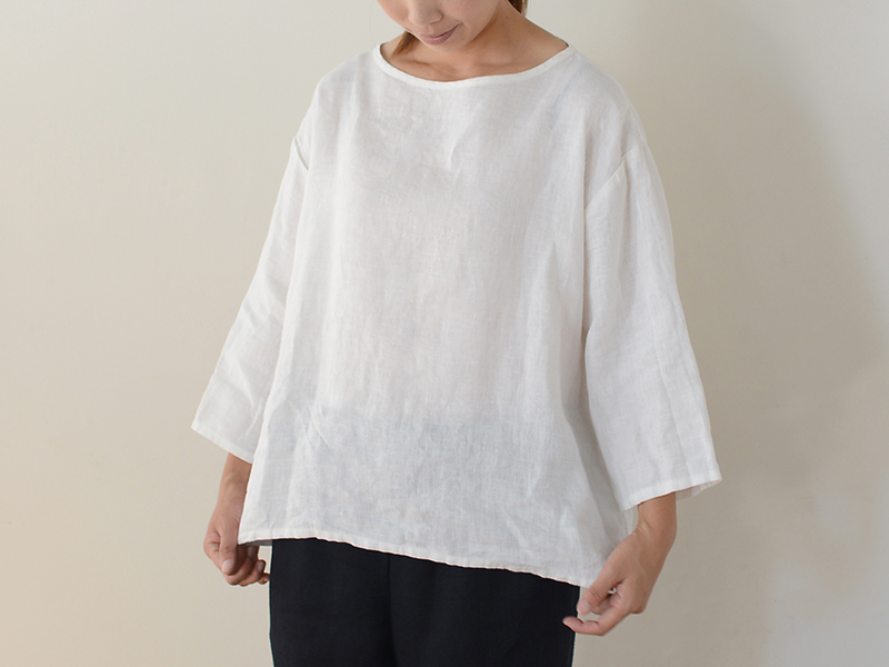 スタンダードロングTシャツ01